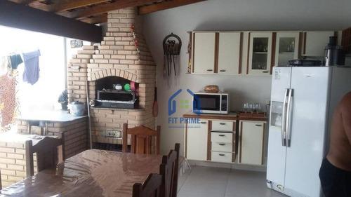 Casa Com 2 Dormitórios À Venda, 140 M² Por R$ 430.000,00 - Vila Esplanada - São José Do Rio Preto/sp - Ca1557