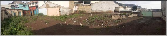 Vendo Terreno Sector Sur Limpio Y Alisado 520 Mt2