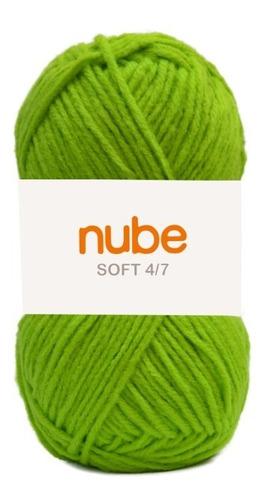 Hilado Nube Soft 4/7 X 5 Ovillos - 1/2 Kg Por Color