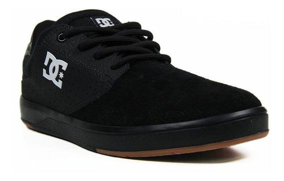 Tênis Dc Shoes Plaza Masculino Preto/camuflado