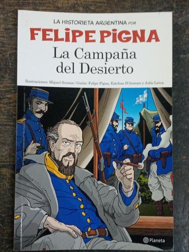 Imagen 1 de 3 de Güemes * Felipe Pigna Y Miguel Scenna * Planeta *