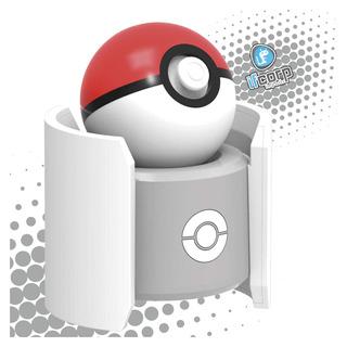 Switch Pokemon Let´s Go Pokeball Plus Hori Cargador Charger