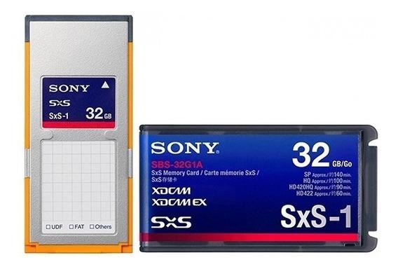 Cartão Sony Sxs-1 32gb