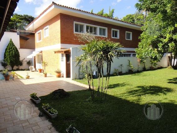 Casa Para Venda, 6 Dormitórios, Morumbi - São Paulo - 6415