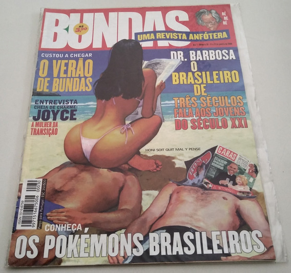 Revista Bundas Ano 1 Nº 30
