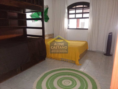Casa Com 1 Dorm, Tupi, Praia Grande! - Vact959