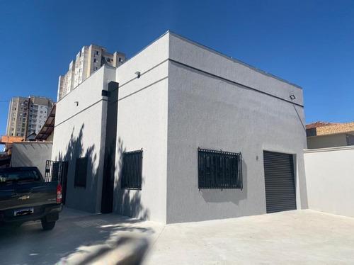 Salão Para Alugar, 85 M² Por R$ 3.000,00/mês - Vila Curuçá Velha - São Paulo/sp - Sl0942