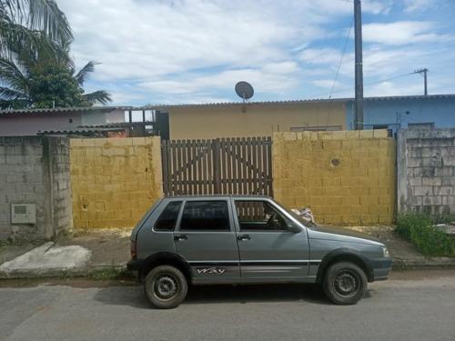 Casa 1 Quarto Caraguatatuba - Sp - Perequê Mirim - Zc224
