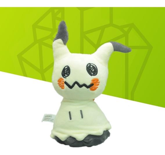 Pelúcia Pokémon - Mimikyu 17cm