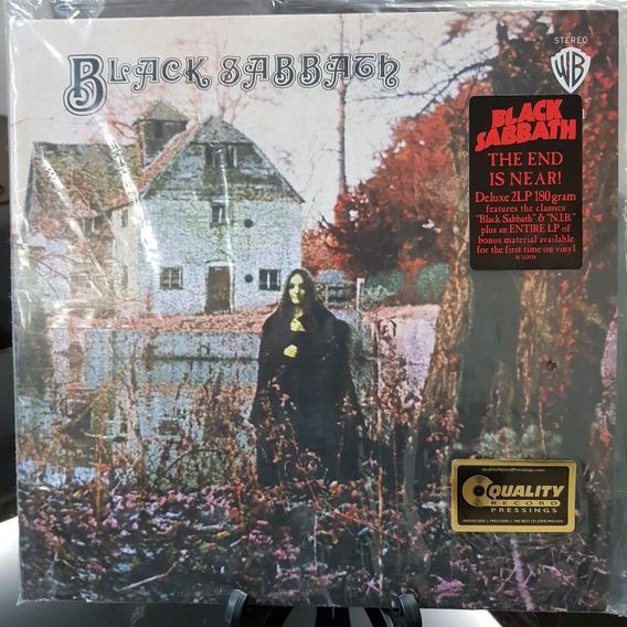 Lp Duplo Black Sabbath 1º Bônus Ed Usa Frete Grátis/12xsjuro