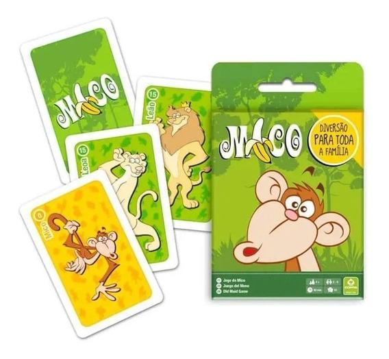 Jogo De Cartas Mico - Copag Com 55 Cartas Original