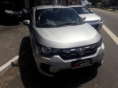 Fiat Mobi Like 1.0 2018 Financia Sem Entrada