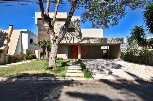 Imagem 1 de 16 de Casa Com 5 Dormitórios, 390 M² - Venda Por R$ 3.700.000,00 Ou Aluguel Por R$ 20.600,00/mês - Alphaville - Barueri/sp - Ca6249