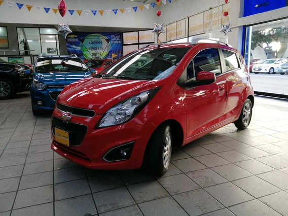 Chevrolet Spark 2017 1.2 Paq C Mt