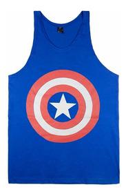 Kit 20 Camisas Regata Blusa Super Heróis Adulto Atacado