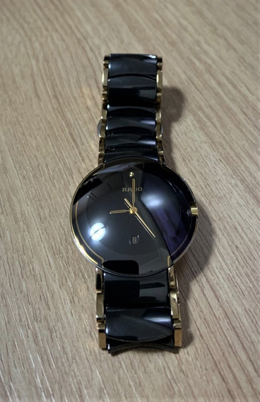 Relógio Rado Cerâmica Original - Unisex