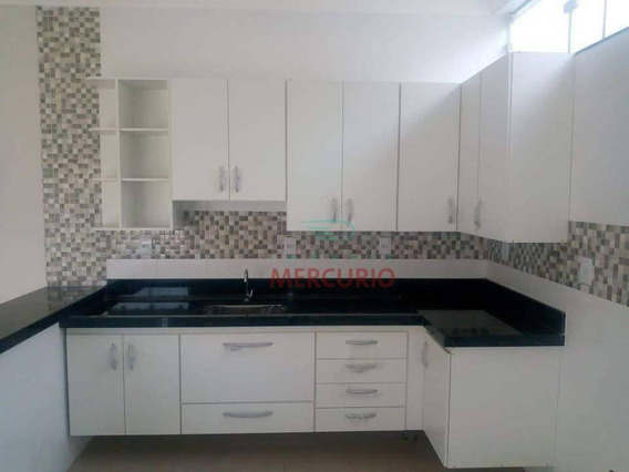 Casa Com 3 Dormitórios Para Alugar, 110 M² Por R$ 1.400,00/mês - Jardim Eldorado - Bauru/sp - Ca3194