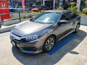 Honda Civic 2.0 Ex At 2016