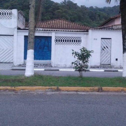 Casa 02 Dormitórios, Com Ponto Comercial - 1442-1