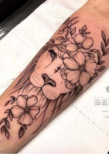 Imagem 1 de 1 de Tatuagens