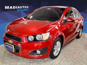 Chevrolet Sonic Lt Mt 2016
