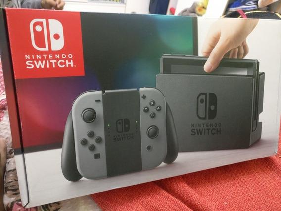 Videogame Nintendo Switch 32gb Grey Americano
