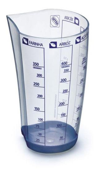 Copo Graduado Medidor 500ml Com 5 Medidas - Arthi Acrilico