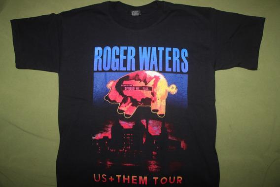 Gusanobass Playera Rock Prog Pink Floyd Roger Waters Tour