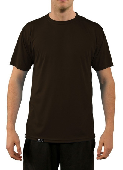 Kit 3 Camisetas Masculina Proteção Solar Uv50 Manga Curta