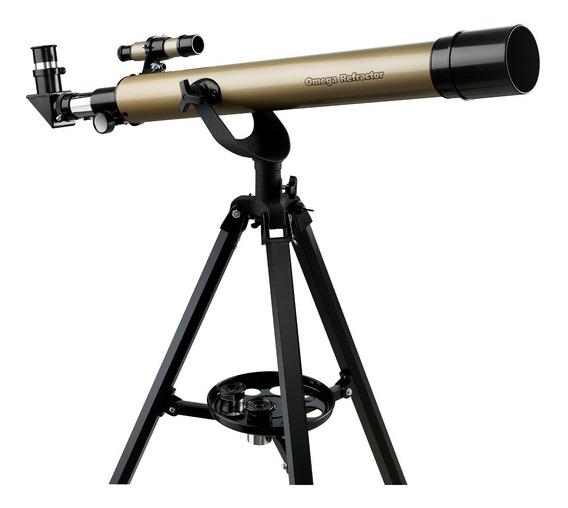 Geosafari Omega Telescopio Refractor