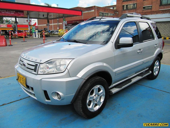 Ford Ecosport 2000cc At Aa