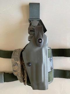 Coldre Safariland Beretta M9/92,96/pt100 / Pt59/lado Direito