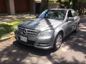 Mercedes Benz Clase C 1.8 180 Cgi Navi At