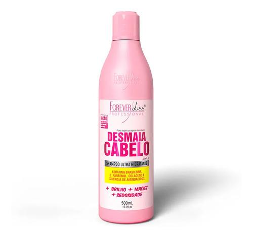 Shampoo Desmaia Cabelo Ultra Hidratante Foreverliss Original