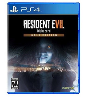 Resident Evil 7 Gold Edition Ps4 Fisico Nuevo Original