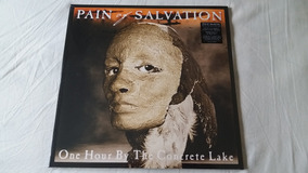 Lp Duplo+cd Pain Of Salvation -one Hour By The Concrete Lake