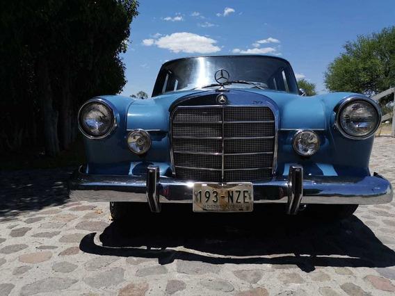 Mercedes-benz Sedan 4 Puertas