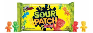 Gomas,dulces Americanos Importados Mondelez® Sour Patch Kids