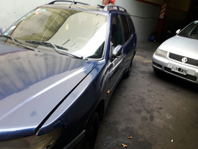 Peugeot 306 Gnc Modelo 2000 Financiado
