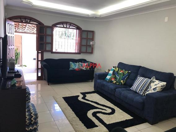 Casa De 03 Quartos No Bairro Alvorada Em Contagem - 7245