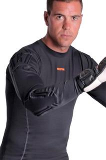 Remera Termica Arquero Protecciones Ironman Prostar Fivra