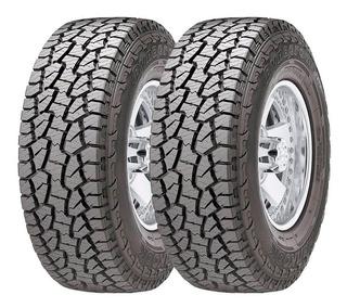 Kit X2 Neumáticos Hankook 30 X 9.5 R15 Dynapro Rf10