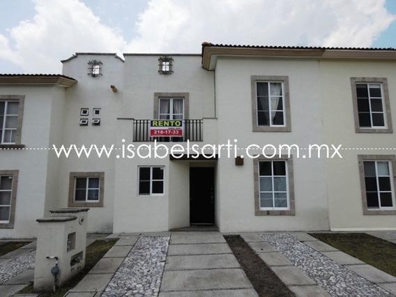Casa En Venta En Juriquilla Santa Fe, C985