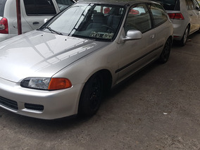 Honda Civic Hatchback Si Japón