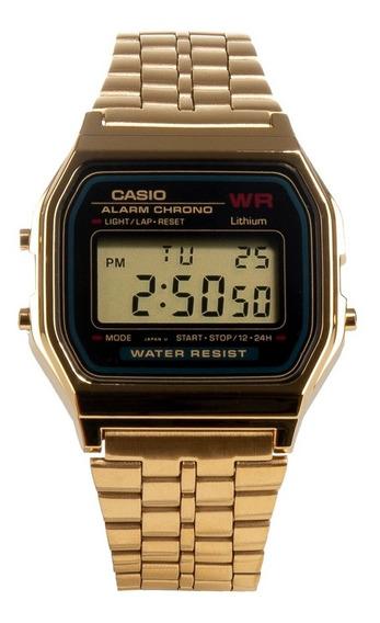 Reloj Casio Vintage A159wgea A159wgea-1vt