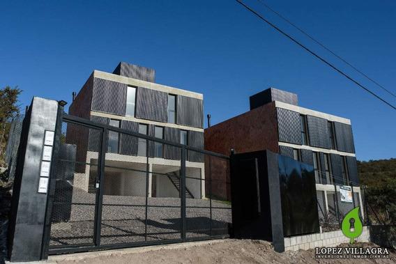 Financio. Dúplex 2 Dor. A Estrenar En Housing En B° Cuesta Colorada, Córdoba