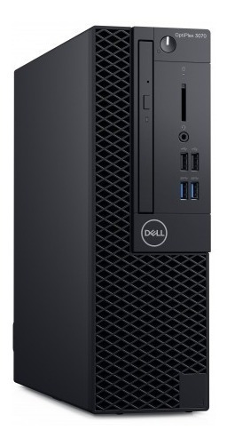 Cpu Dell Optiplex 3070 Core I5 9500, 500 Hd - 8 Ram - Win 10