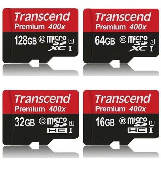 Cartão Sd Transcender De Alta Velocidade Micro Cartão 32gb