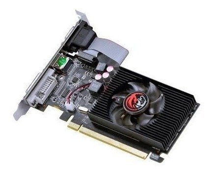 Placa Vídeo Amd Hd Radeon 5450