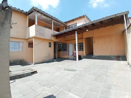 Imagem 1 de 9 de Casa Com 9 Dormitórios Para Alugar Por R$ 2.500/mês - Jardim Maringá - Mauá/sp - Ca0522